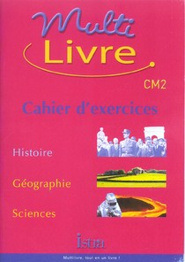 Cm2 ; Cahier D'exercices (edition 2004)