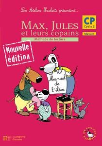 Max, Jules Et Leurs Copains ; Cp ; Guide Pedagogique (edition 2006)