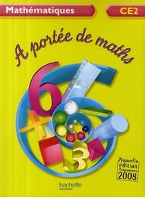Mathematiques ; Ce2 ; Livre De L'eleve (edition 2009)