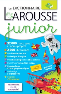 Larousse Dictionnaire Junior - Maghreb