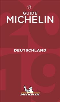 Deutschland - Guide Michelin 2019