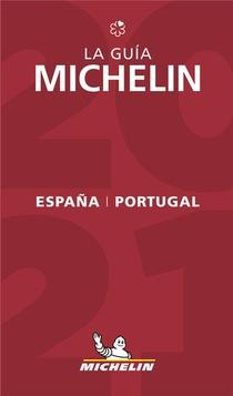 Guide Rouge ; Espana & Portugal ; La Guia Michelin (edition 2021)