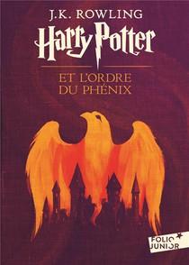 Harry Potter T.5 ; Harry Potter Et L'ordre Du Phenix