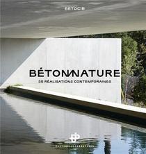 Beton Nature ; 35 Realisations Contemporaines