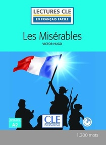 Les Miserables Fle Lecture + Cd Audio 2e Edition
