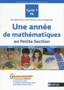 Une Annee De Mathematiques En Petite Section ; Cycle 1 ; Programme 2015