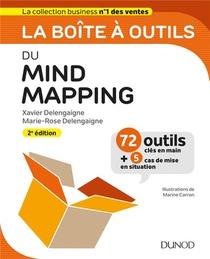 La Boite A Outils ; Du Mind Mapping (2e Edition)