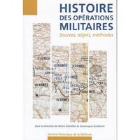 Histoire Des Operations Militaires, Sources, Objet, Methode