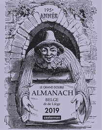 Le Grand Double Almanach Belge, Dit De Liege 2019