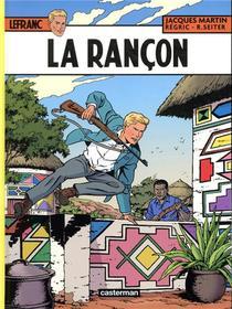 Lefranc T.31 ; La Rancon