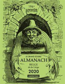Le Grand Double Almanach Belge, Dit De Liege 2020