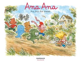 Ana Ana T.11 ; Ana Ana Tres Pressee