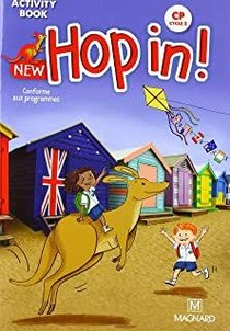 New Hop In! Cp (2021) - Activity Book