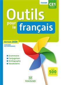 Outils Pour Le Francais Ce1 Fichier Cycle 2