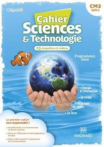 Cahier Odysseo Sciences Et Technologie Cm2 (2021)