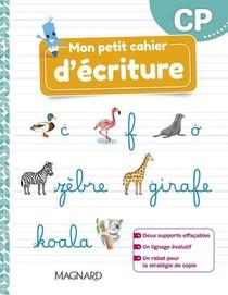 Mon Petit Cahier D Ecriture Cp (2021) - Cahier