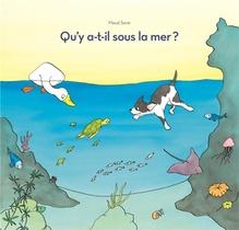 Qu'y A-t-il Sous La Mer?