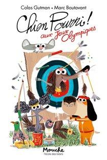 Chien Pourri Aux Jeux Olympiques