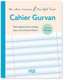 Mdi Mes Cahiers D'ecriture Cahier Gurvan 2,5 Mm - 2020