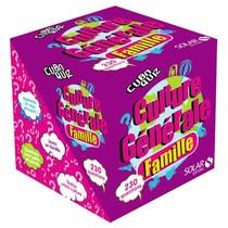 Cuboquiz ; Culture Generale Famille