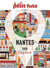 Nantes 2019 Petit Fute + Offre Num