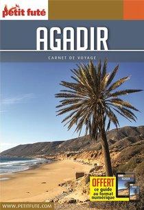 Agadir 2020 Carnet Petit Fute+offre Num