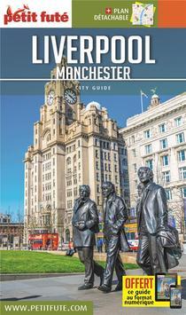 Liverpool / Manchester 2020-2021 Petit Fute+offre Num + Plan