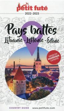 Pays Baltes Lituanie - Lettonie - Estonie 2021 + Offre Num
