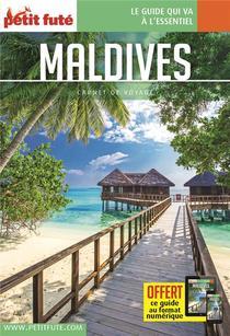 Maldives 2020 Carnet Petit Fute + Offre Num