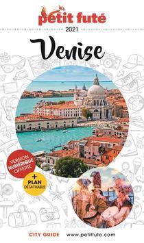 Venise 2020 Petit Fute + Offre Num + Plan