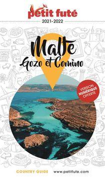 Malte 2021 Petit Fute + Offre Num