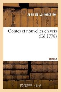 Contes Et Nouvelles En Vers. Tome 2