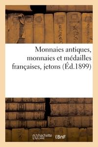 Monnaies Antiques, Monnaies Et Medailles Francaises, Jetons