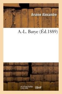 A.-l. Barye
