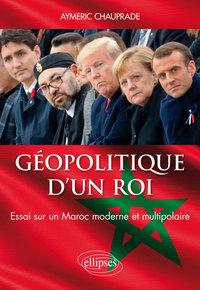 Geopolitique D Un Roi Essai Sur Un Maroc Moderne Et Multipolaire