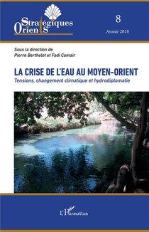La Crise De L'eau Au Moyen-orient ; Tensions, Changement Climatique Et Hydrodiplomatie