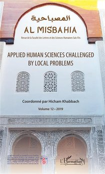 Applied Human Sciences Challenged By Local Problems T.12
