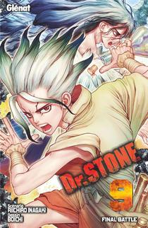 Dr. Stone T.9