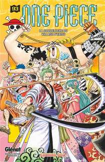One Piece - Edition Originale T.93 ; La Coqueluche Du Village D'ebisu
