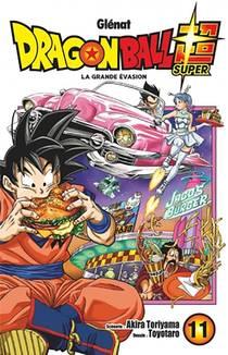 Dragon Ball Super T.11 ; La Grande Evasion
