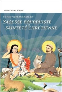 Sagesse Bouddhiste Et Saintete Chretienne