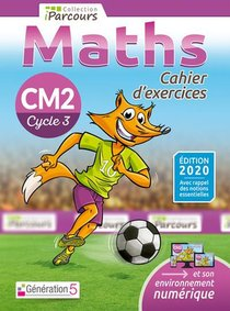 Cahier D'exercices Iparcours Maths Cm2 (2020)