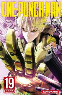 One-punch Man T.19