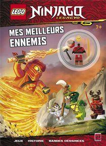 Lego Ninjago - Legacy ; Mes Meilleurs Ennemis