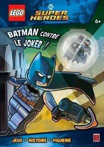 Lego Dc Comics - Super Heroes ; Batman Contre Le Joker !