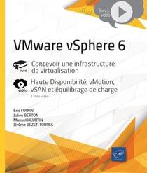 Vmware Vsphere 6 - Concevoir Une Infrastructure De Virtualisation - Complement Video : Haute Disponi