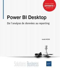 Power Bi Desktop - De L'analyse De Donnees Au Reporting