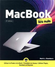 Macbook Pour Les Nuls (8e Edition)
