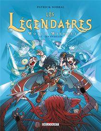 Les Legendaires T.22 ; World Without ; Les Eveilles