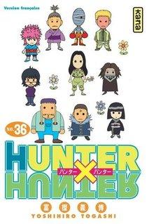 Hunter X Hunter T.36